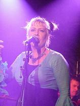 Hazel O'Connor and The Subs La-Loco Paris