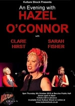 An Evening with HAZEL O'CONNOR and CLARE HIRST & SARAH FISHER