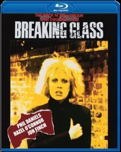 Hazel O'Connor Breaking Glass US cut version 2011 Bluray sleave
