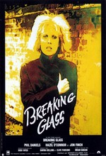 Hazel O'Connor Breaking Glass Movie Poster UK