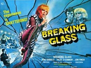 Hazel O'Connor Breaking Glass movie poster 2