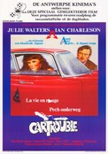 Hazel O'Connor Film Car Trouble Poster Belgium