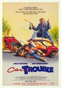 Hazel O'Connor Film Car Trouble Poster UK