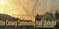 Hazel O'Connor - CONARY COMMUNITY HALL