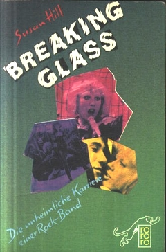Hazel O'Connor Breaking Glass book by Susan Hill 1983 German Edition