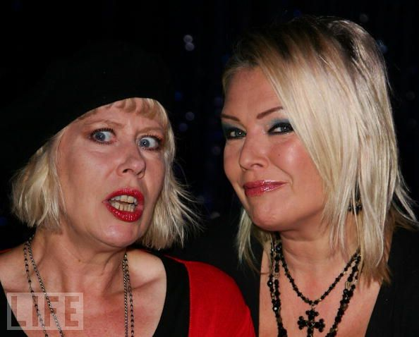 Hazel O'Connor - Kim Wilde - Here & Now Tour 2009