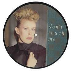 Hazel O'Connor - Don't Touch Me 1984 Picture disk
