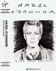 Hazel O'Connor - Sons and Lovers 1980 Cassette