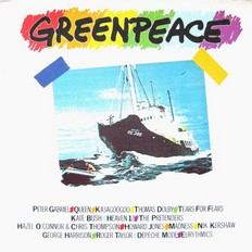 Hazel O'Connor Various Artists for Greenpeace 1985