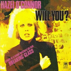 Hazel O'Connor - Will You 1981 France