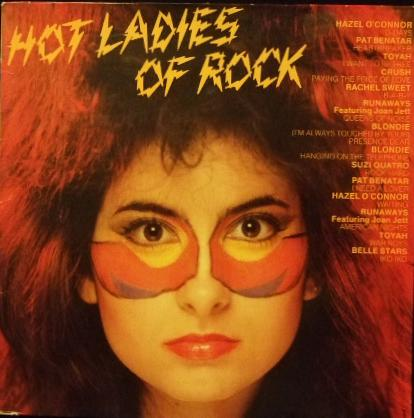 Various - Hot Ladies Of Rock