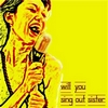 Sing Out Sisters - Will You (The Ultimate Tribute to Hazel O'Connor) Bootleg 2011 RP-DSP