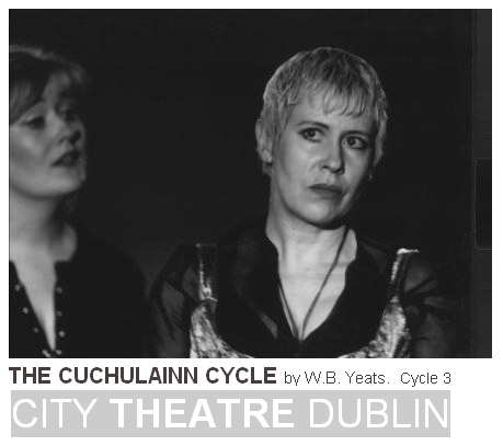 Hazel O'Connor - The Cuchulainn Cycle