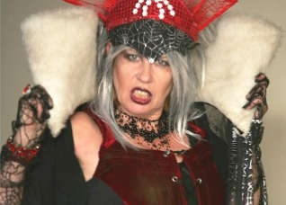 Hazel O'Connor in Sleeping Beauty 2006-2007
