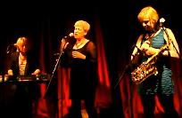 Hazel O'Connor  And The Bluja Project - Will You